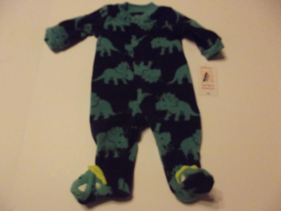 just one you by carter's jumper boy size newborn long sleeve 100% polyester