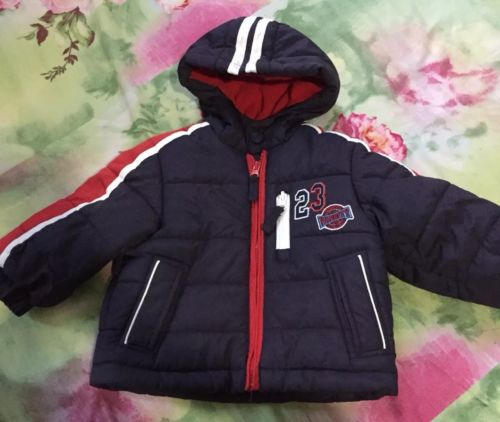 NEW London Fog 18 Month Winter Jacket Baby Boy U.S Free Shipping