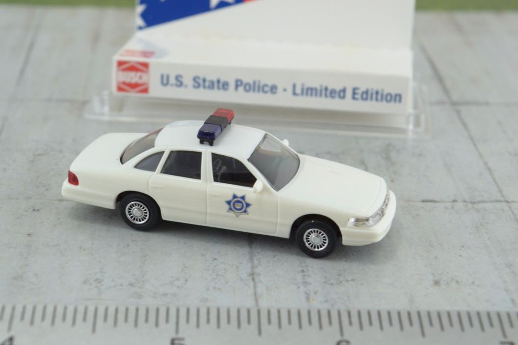 Busch 49074 Ford Crown Victoria Arizona State Police  HO Scale 1:87