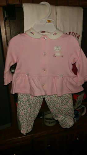 Babygirl little me outfit 0-3month