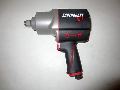 NEW CENTRAL PNEUMATIC EQ34XT EARTHQUAKE 3/4