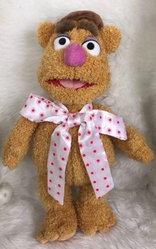 Disney Store Muppets Fozzie Bear 16