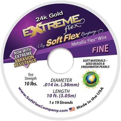Extreme Flex Wire 19-Strand .014