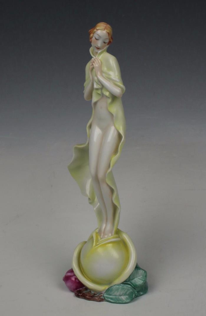 Augarten Wien art deco Figurine 1564