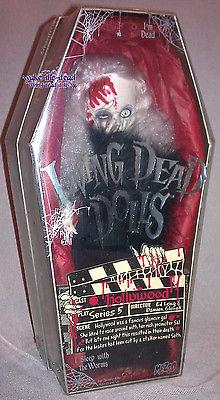LDD living dead doll series 5 * HOLLYWOOD * SEALED