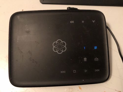 Ooma Telo Free Home Phone Service. Used Ooma Telephone System