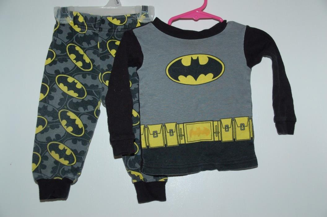 Boys 18 Months Batman Pajamas Shirt & Pants PJs