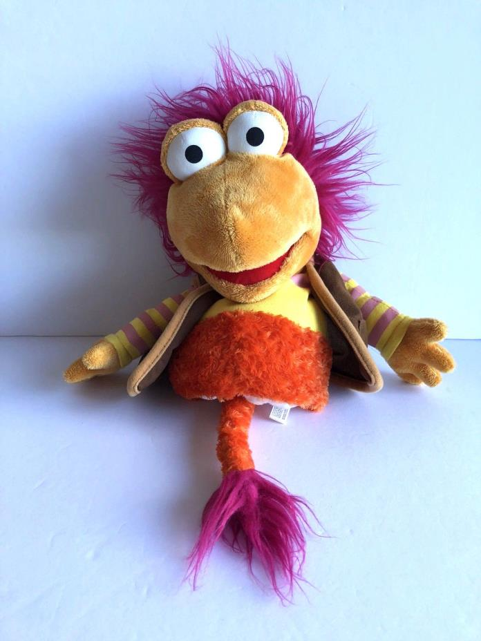 Fraggle Rock Gobo Jim Henson The Muppets Hand Puppet Plush Soft Toy
