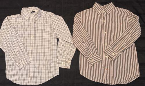 Lot Of 4 Gymboree Toddler Boy Long Sleeve Shirts 5
