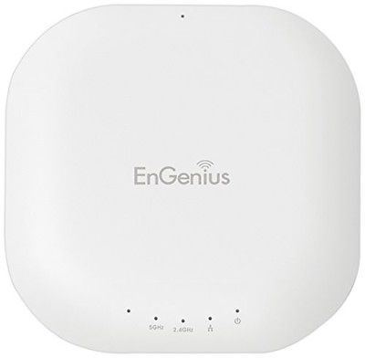 EnGenius Neutron Indoor Ceiling-Mount AP IEEE 802.11AC Wireless Access Point
