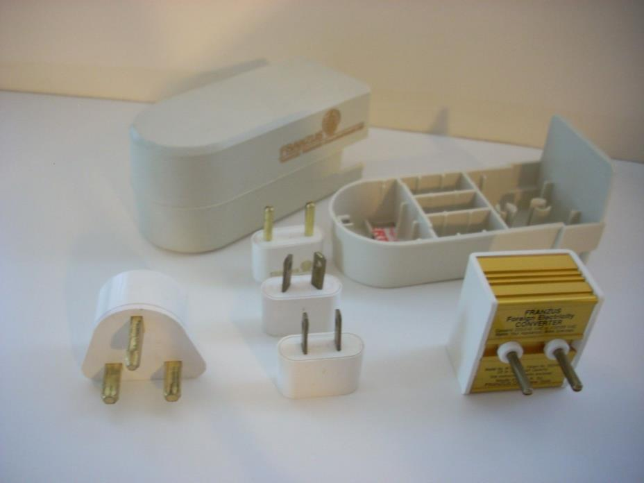 Foreign Electriicity Converter Kit