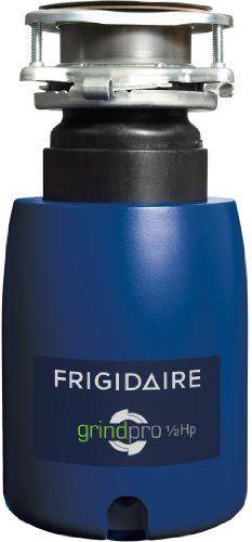 Frigidaire FFD1501DMS 1/2 HP Waste Disposal