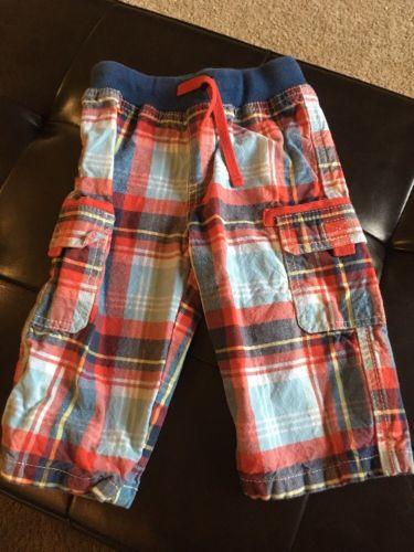 Mini Boden Boys Pants. Size 12-18 Months