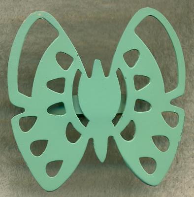 NAPKIN RINGS FLUTTER BY GREEN BUTTERFLY SPLIT P  PARK DESIGN
