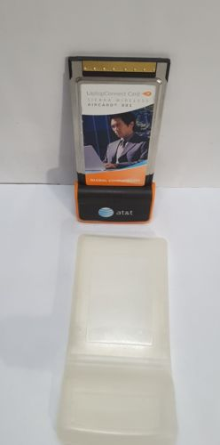Cingular AT&T Sierra Wireless AirCard 875 3G LaptopConnect Card Case included