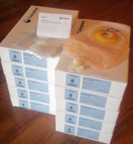 SenSura Xpro Convex Light Extended Wear Urostomy Pouch Pre-Cut 1 1/4