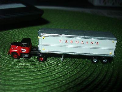 CAROLINA FREIGHT - IH R-190 TRACTOR & 32' TRAILER - CMW - N SCALE