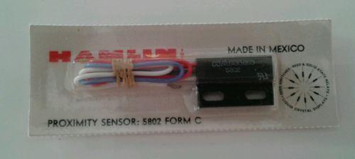 NEW HAMLIN PROXIMITY SENSOR 5802 FORM C