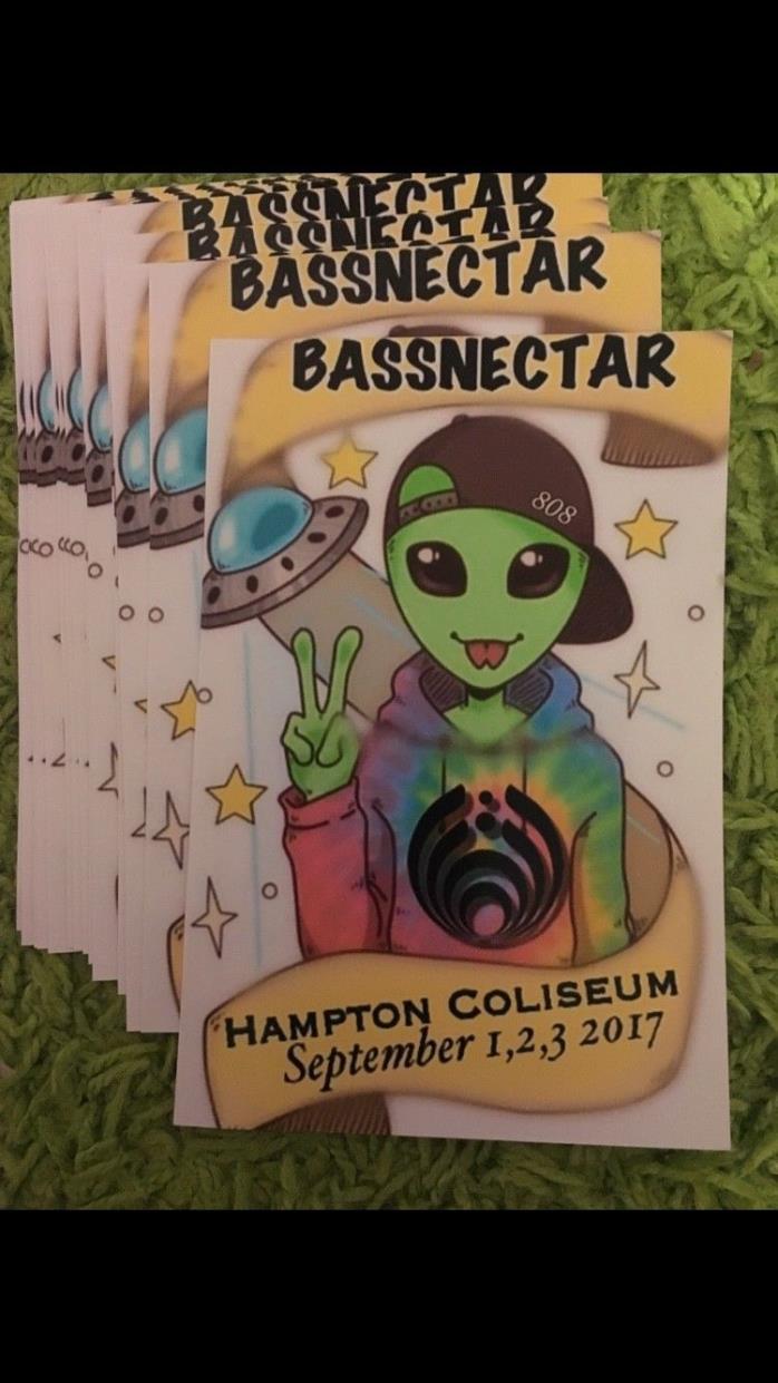 bassnectars basscenter postcard