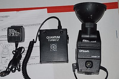 Quantum Qflash T2 with Quantum turbo Z battery New NiMH Cells more capacity
