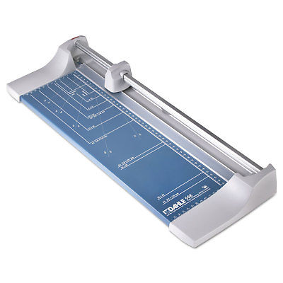 Dahle Rolling/Rotary Paper Trimmer/Cutter 7 Sheets 18
