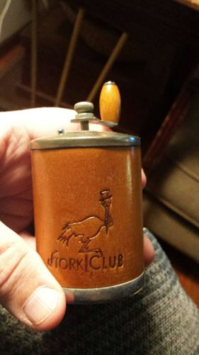 Vintage Original Stork Club Pepper Mill Grinder