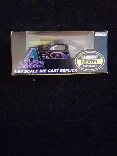 Arizona Diamondbacks 2004 MLB NASCAR Nextel Cup Series 1:64 Diecast Race Car NEW