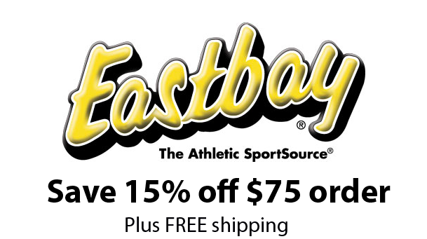 Eastbay.com Coupon - 15% off $75+ & Cashback!
