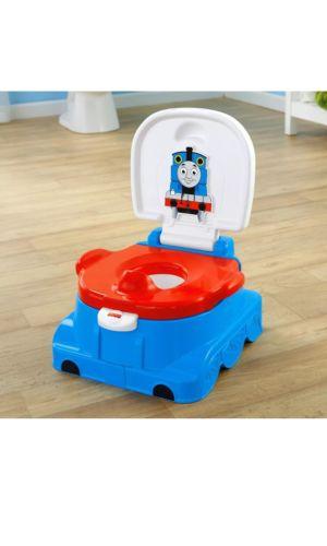 Fisher-Price Thomas Railroad Potty Training stand, Thomas The Train Baby Toilet