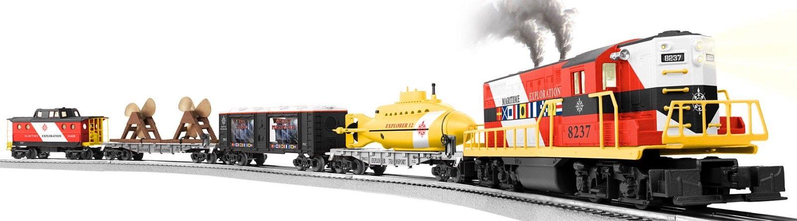 Lionel 30187 Maritime exploration Titanic centennial set ready to run new in sea