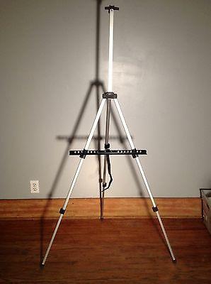 Display Easel Aluminum Telescopic