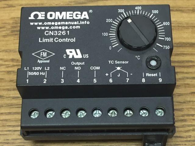 Omega CN3261-JC Temperature High Limit Controller
