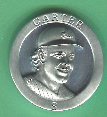 RARE COIN! 7/27/03 EXPOS GARY CARTER HALL OF FAME DAY IN MONTREAL-MERCEDES