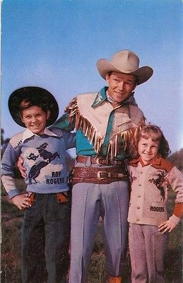 Roy Rogers Sweaters by Pauker's