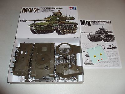 TAMIYA M41 WALKER BULLDOG IN 1/35 SCALE