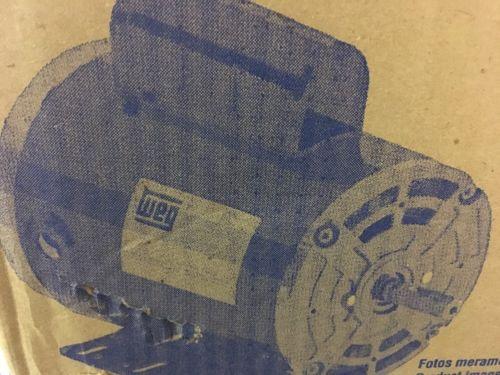 Price Drop!!! New WEG Electric Motor, Part No.12676239