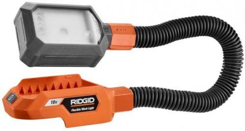 RIDGID GEN5X 18-Volt Flexible Dual-Mode LED Work Light