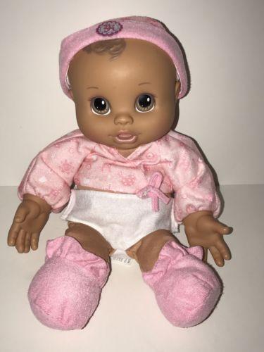 Baby Alive Doll 2007 Soft Body Plush 2007 Hispanic 18937 bean bag bottom 11