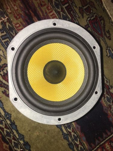 B&W BOWER AND WILKINS LF01082 8-OHM WOOFER IN GOOD WORKING CONDITION.