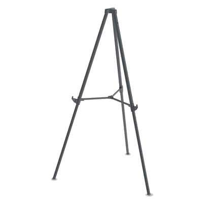 MasterVision Quantum Heavy Duty Display Easel, 35.62
