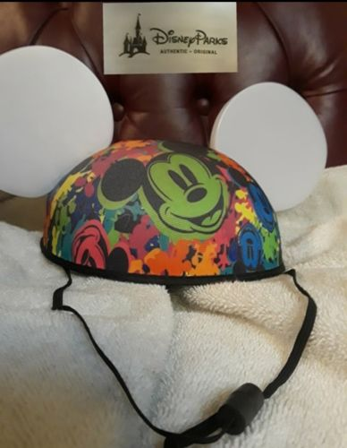 Mickey Mouse Ears DISNEY PARKS Hat Glow with the Show Light UP Interactive