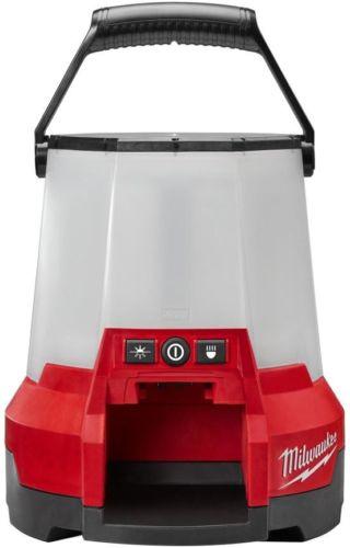Milwaukee M18 4400-Lumen RADIUS LED 18-Volt Cordless Compact Site Light