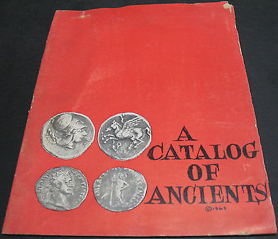 A Catalog Of Ancients 1964