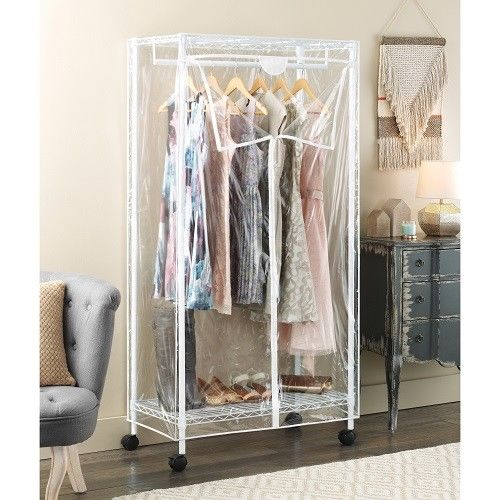 Clothes Closet Whitmor 6071-1947 Supreme 36-inch