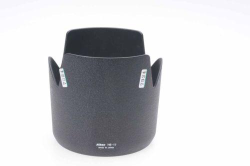 Nikon HB-17 Lens Hood Shade for AF-S 80-200mm f2.8 D                        #924