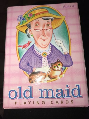 2002 New Eboo Old Maid Cards