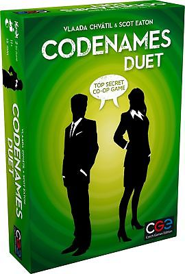 Codenames: Duet - The Two Player Word Deduction Game