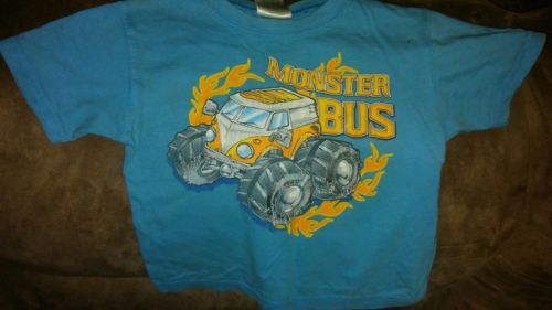 boys blue size 3t graphic t shirt