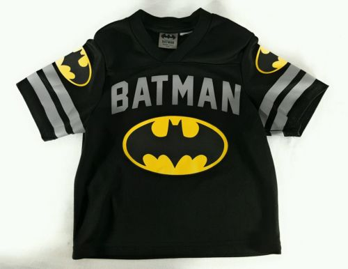 Batman T-shirt Toddler Boys Shirt
