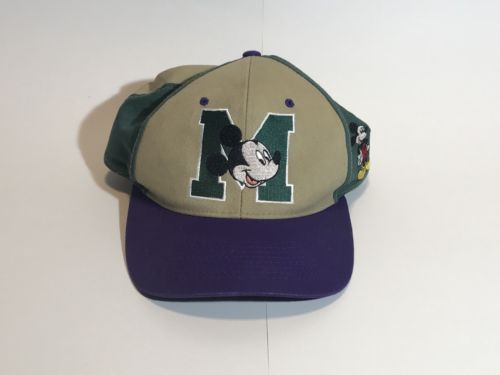 Vintage 90s Mickey Mouse Hat